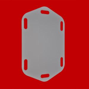 Patient Transfer Slider Board-Half Length