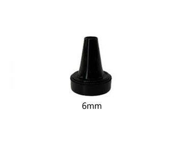 Otrec Disposable Otoscope Specula 6mm for Welch Allyn Operating Otoscopes