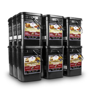 Wise-Long Term Emergency Food Supply-2160 Servings