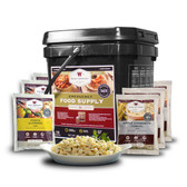 Wise Emergency Breakfast and Entree-Freeze Dried-84 Servings
