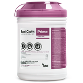 Sani-Cloth Prime Germicidal Disposable Wipes-6x6