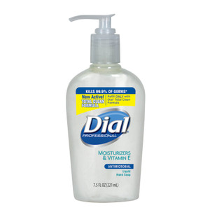 Dial Antimicrobial Liquid Hand Soap-Moisturizers Vitamin E