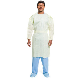 Isolation Gown AAMI Level 2-Front