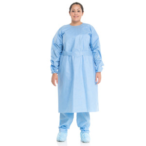 Isolation Gown AAMI Level 3-Front