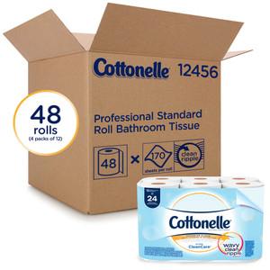 Cottonelle Ultra Soft Bath Tissue