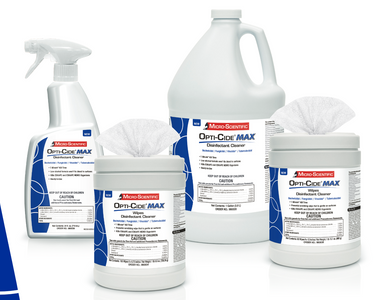 Opti-Cide MAX Disinfectant Cleaner