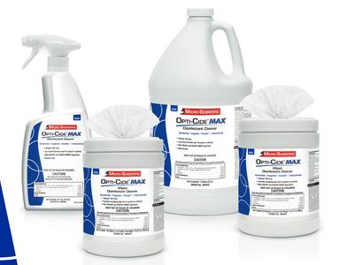 Opti-Cide MAX Disinfectant Wipes