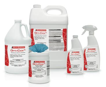 Opti-Cide3 Disinfectant Wipes