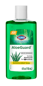Clorox AloeGuard Antimicrobial Soap-4 oz