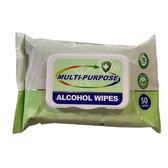 Disinfecting Alcohol Wipes
