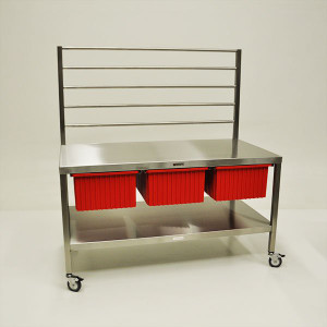 Instrument Wrapping Station Sterile