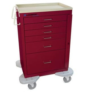 Classic Crash Cart-6 Drawer