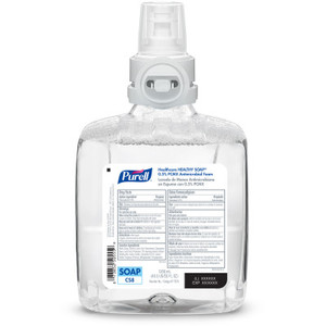 Purell Antimicrobial Foam Soap 0.5% PCMX