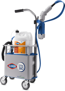 Clorox Total 360 Electrostatic Sprayer Cart