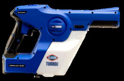 Clorox Total 360 TurboPro Handheld Sprayer