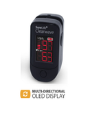 SureLife Pulse Oximeter Clearwave Black