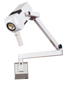 Burton CoolSpot II Halogen Exam Light-Wall Mount