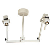 Burton CoolSpot II Halogen Exam Light-Double Ceiling 230V