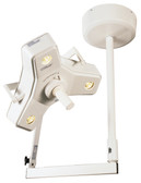 Burton Outpatient II Halogen Exam Light-Single Ceiling 230V