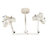 Burton Outpatient II Halogen Exam Light-Dual Ceiling