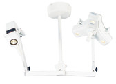 Burton Exam Light Outpatient II CoolSpot II Combination-Dual Ceiling 230V