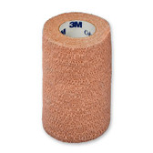 3M Coban Wrap Self-Adherent Wrap Sterile Tan