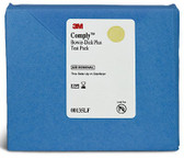 3M Comply Bowie-Dick Plus Test Pack Early Warning Test Sheet 00135LF