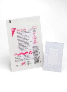 3M Medipore +Pad Soft Cloth Adhesive Wound Dressing