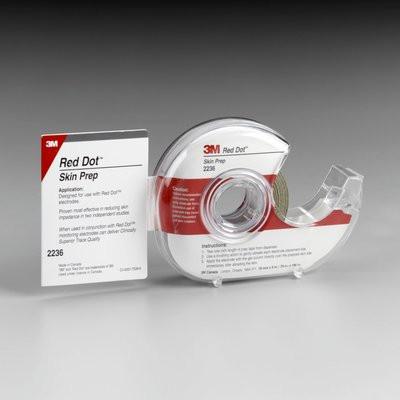 3M Red Dot Trace Prep Electrode Skin Prep 2236