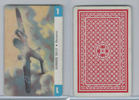 1950 Airplane Playing Cards, #1 Dornier DO17, Germany