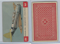 1950 Airplane Playing Cards, #2 Douglas Devastator, United States