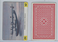 1950 Airplane Playing Cards, #2 Dornier DO24, Germany