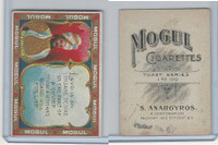 T112 Mogul Cigarettes, Toast Series, 1909, Love Is An Insane Desire