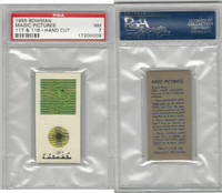 1955 Bowman, Magic Pictures, #117 & 118, PSA 7 NM