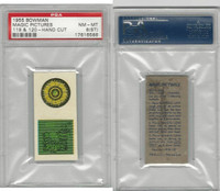1955 Bowman, Magic Pictures, #119 & 120, PSA 8 ST NMMT