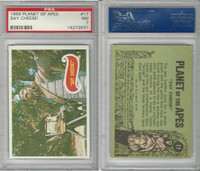 "1969 Topps, Planet Of The Apes, #17 ""Say Cheese!"", PSA 7 NM"