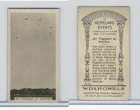 W62-146 Wills, Homeland Events, Ser54, 1932, #19 Air Pageant Hendon