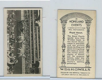 W62-146 Wills, Homeland Events, Ser54, 1932, #24 Royal Ascot