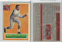 1956 Topps Football, #100 Bobby Thomason, Philadelphia Eagles
