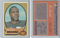 1970 Topps Football, #117 Bo Scott RC, Cleveland Browns