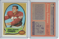 1970 Topps Football, #129 Johnny Robinson, Kansas City Chiefs