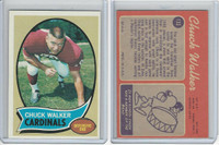 1970 Topps Football, #133 Chuck Walker, St. Louis Cardinals