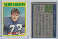 1972 Topps Football, #104 Ron Yary RC, Minnesota Vikings