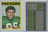 1972 Topps Football, #116 Dave Robinson, Green Bay Packers