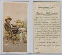 N566 Newsboy Cabinet Photos, Beautiful Pictures, 1890, #3 Fishing Party