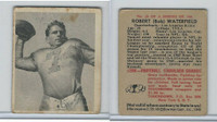 1948 Bowman Football, #26 Bob Waterfield RC HOF, Los Angeles Rams