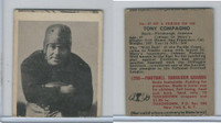 1948 Bowman Football, #27 Tony Compagno SP, Steelers