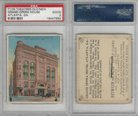 T108 Between The Acts, Theatres, 1910, Grand Opera, Atlanta, PSA 2 Good
