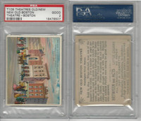 T108 Between The Acts, Theatres, 1910, New Old Boston, Boston, PSA 2 Good