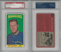 1964 Topps Hockey, #29 George Sullivan, Rangers, PSA 7 NM